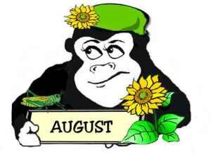 August Guerilla Gardener