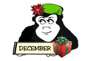 December Guerilla Gardener