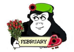 February Guerilla Gardener
