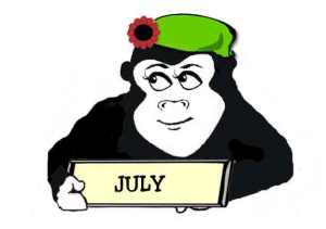 July Guerilla Gardener