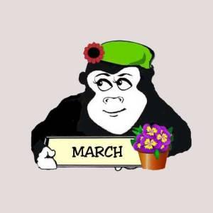 March Guerilla Gardener