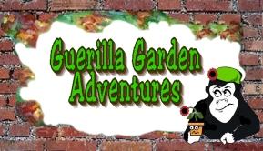 Guerilla Garden Adventures Logo