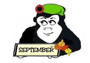 September Guerilla Gardener