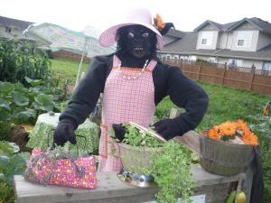 Guerilla Garden Fashion