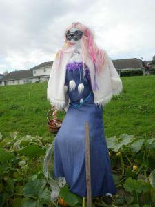 Scarecrow Contest 2013_Glamor Gal