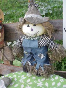 Scarecrow Contest 2013_Mini Scarecrow